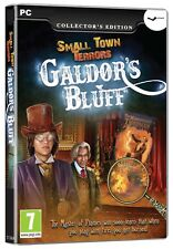 Small Town Terrors: Galdor's Bluff Collector's Edition - STEAM KEY - Code - PC