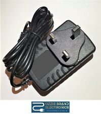 12VOLT 1.5AMP AC/DC POWER SUPPLY ADAPTER 12V 1500MA CHARGER UK PLUG