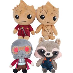 Guardians Of The Galaxy 2 Plush 20CM Starlord Groot Rocket Raccoon Plush Doll