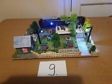 "Model Railway Scenery OO HO Gauge ""FISH & CHIPS"""
