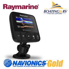 Raymarine Dragonfly 4 Pro Fishfinder / Chartplotter CHIRP Combo - Navionics Plus