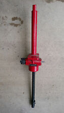 Nook Industries Actionjac 2 Ton Worm Gear Screw Jack 2R-BSJ-DC 6:1 Ratio
