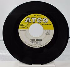 "45 RECORD 7""- ARTHUR CONLEY - FUNKY STREET"