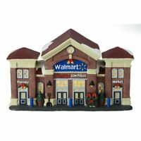 Rare Holiday Time Walmart Supercenter Vintage Victorian 2020 Christmas Village
