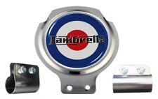 Lambretta MOD Target Scooter Bar Badge - FREE BRACKET & FIXINGS