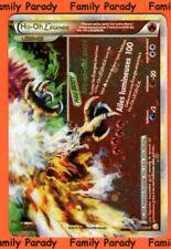 Ho-Oh Légende 112/123 Carte Pokemon Ultra Rare HeartGold & Soulsilver neuve fr