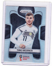 2018 PANINI WORLD CUP SOCCER:TIMO WERNER,NO 98,PRIZM,GERMANY.