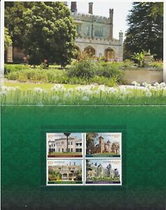 Australia 2013 Historic Architecture. Government Houses Stamp Pack SG 3998/4001