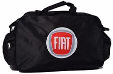 FIAT TRAVEL / GYM / TOOL / DUFFEL BAG flag SPIDER 124 2000 500 600 PININFARINA