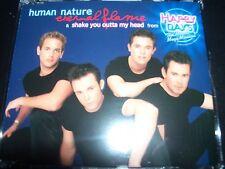 Human Nature Eternal Flame Aust 5 Track Enhanced CD Single - Like New