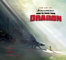 The Art of How to Train Your Dragon by Cressida Cowell (2010, Hardcover)
