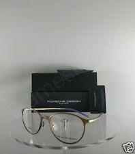 New Authentic Porsche Design P 8253 D Eyeglasses Titanium P'8253 51mm Frame