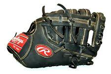"Rawlings Renegade R115FBB Black First Basemens 11.5"" Glove"