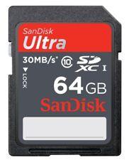 SanDisk UltraSdxc Uhs-I card Class10 64Gb Sdsdu-064G-J35