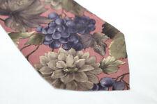 VALENTINO Silk tie Made in Italy E95726