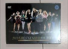 2011 SNSD Girls' Generation Tour DVD