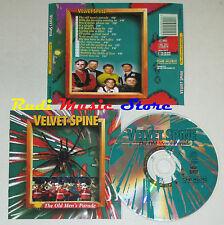 CD VELVET SPINE The old men's parade 1996 ec CNR MUSIC 2102019  lp mc dvd (CS9)