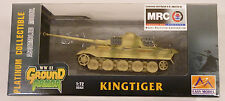MRC 1/72 King Tiger German Tank Built Up 36297