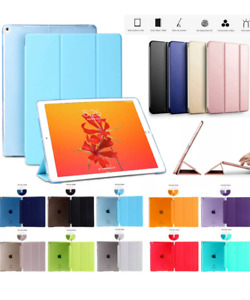 iPad 10.2 inch Smart Case For 2020 Apple 8th Generation Slim Leather Stand Cover