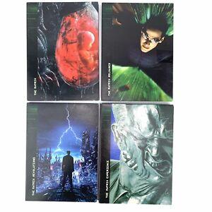 The Matrix Trilogy DVD's & The Matrix Experience DVD