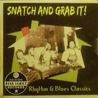! CD V.A. - SNATCH AND GRAB IT - rhythm & blues classics