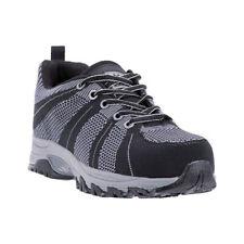 McRae Industrial Men's   Non Metallic Composite Toe MR83002 Black/Grey Woven
