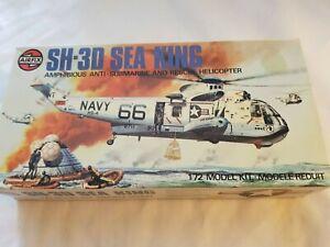 AIRFIX 1/72 SH-3D SEA KING #03010 Vintage kit Series 3