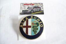 Stemma fregio scudetto logo Alfa Romeo 33 75 145 156 155 156 164 166 GTV Spider