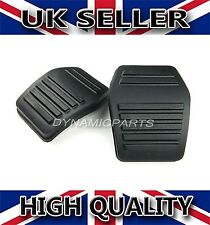 FORD TOURNEO CONNECT PEDAL PAD RUBBER OEM 2002-2013 94BB7A624AA (2X)