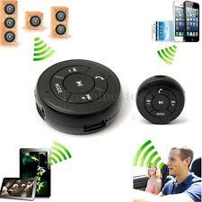 Wireless Car AUX Bluetooth 3.5mm Hands Free Music Receiver Card Reader FM + USB