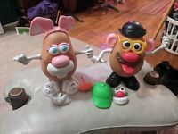 Mr. Potato Head Lot of 2
