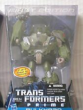 Hasbro Transformers - Transformers Prime: First Edition Voyager Class Bulkhead