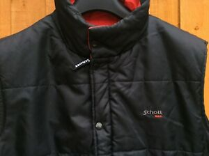 SCHOTT NYC Quilted Reversible Gilet  | XXL |  excellent condition