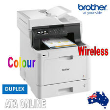 Brother MFC-L8690CDW Colour M/F Wireless Laser Printer With Duplex + Warranty.