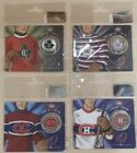MONTREAL CANADIENS CENTENNNIAL 2009 50 CENTS COINS ***No 2-3-4-5- set***