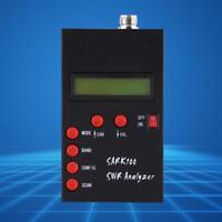 Analyseur d'antenne SWK100 HF ANT ondes courtes SWR 1-60Mhz pour radioamateur