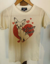 JUNK FOOD - T Shirt - Chihuahua, Limited Edition -Size Large
