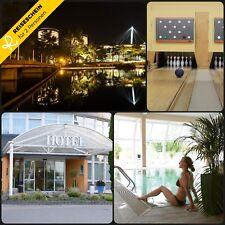 3 Tage 2P 3★S Hotel Königslutter Wolfsburg Kurzurlaub Hotelgutschein Urlaub City