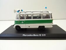 Schuco 02816  1:43 Mercedes Benz O 319 Polizei  C4045