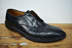 Allen Edmonds Hillcrest Black Bicycle Toe Lace Up Blucher Men's Size: 10.5D
