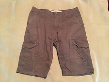 "Mens Burton Cargo Shorts Size 38"" Waist, 13"" Inseam Great Condition Plenty Life"