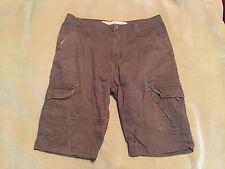 "Mens Burton Cargo Shorts Size 38"" Waist, 13"" Inseam Great Condition Plenty Life"