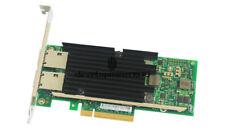 Intel PCI-Express X540-T2 10G Dual RJ45 Ports Ethernet Network Adapter