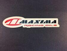 Maxima Racing Oils Sticker Decal Motocross / Baja / Enduro / ATV