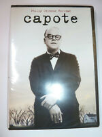 Capote DVD biopic biography movie Philip Seymour Hoffman as Truman Capote NEW!