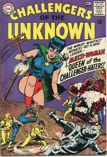 Challengers of the Unknown #45 VF 8.0