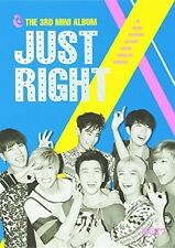 GOT7 - Just Right (Mini Album) [New CD] Asia - Import