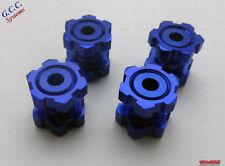Traxxas E-Revo Brushless bleu 17 mm Wheel Hex Et écrous Avec Pins-Neuf