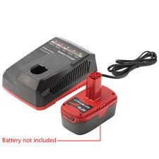 Replacement CRAFTSMAN Power Tool 19.2V Battery Charger 110V-240V US/EU Plug