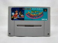 Capcom NTSC-J (Japan) Video Games with Multiplayer